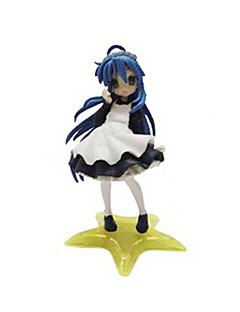 Luckystar Anime Action Figure 12CM Model Toy Doll Toy