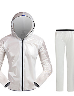 ACACIA® Cycling Jacket with Pants Unisex Long Sleeve BikeWaterproof / Breathable / Quick Dry / Windproof / Rain-Proof / Dust Proof /