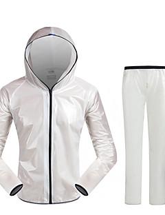 Akát® Cyklo bunda a kalhoty Unisex Dlouhé rukávy Jezdit na koleVoděodolný / Prodyšné / Rychleschnoucí / Větruvzdorné / Odolné vůči dešti