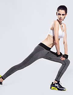 Women's Running Pants/Trousers/Overtrousers Bottoms Breathable Quick Dry High Breathability (>15,001g) Compression Sweat-wickingYoga