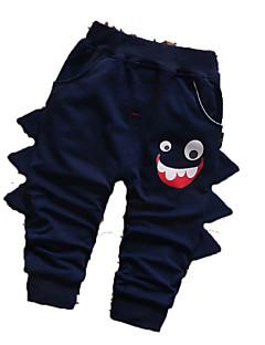 Boy's Cotton Pants,Summer