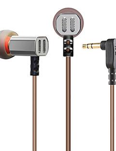 3.5mm auriculares con cable (en el oído) para el reproductor multimedia / comprimido   teléfono móvil   equipo sin micrófono