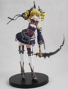 Koihime Musou Karin 21cm juguetes de figuras de acción del anime modelo juguete de la muñeca