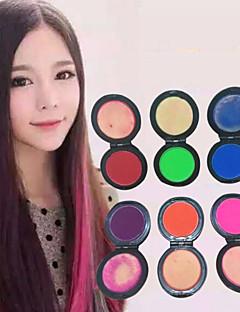 Haarfarbe Nur trocken Farb-erweiternd Größe für die Reise Mixfarben Normal Other