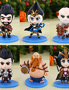 Overige Overige PVC Anime Action Figures model Toys Doll Toy