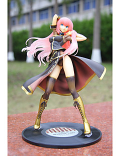 Vocaloid Hatsune Miku PVC Anime Action Figures Model Toys Luka
