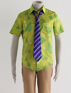 Zootopia Nick Wilde Cosplay Costume Including Shirt Tie Pants