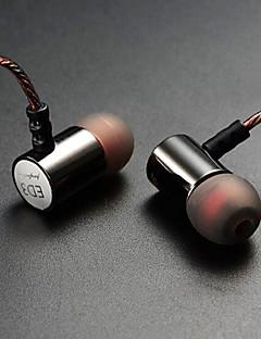 3.5mm auriculares con cable (en el oído) para el reproductor multimedia / comprimido   teléfono móvil   equipo