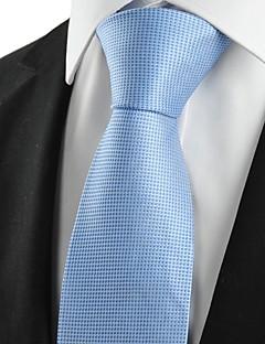 Cravate Vintage / Mignon / Soirée / Travail / Décontracté Coton / Polyester / Rayonne,Homme Jacquard Toutes les Saisons