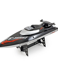 RC Racing Boat FT012 4CH Brushless Motor Water Cooling High Speed Racing RTR 2.4GHz Upgraded FT009