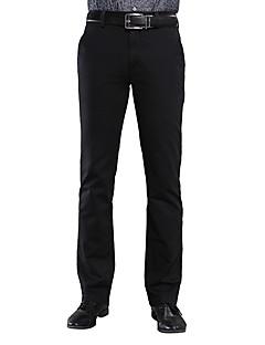 Sieben Brand® Herren Anzug Hose Schwarz-799S802988