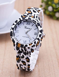 Women's European Style Leopard Print Fashion Wrist Watch Cool Watches Unique Watches