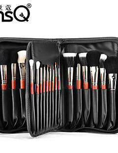 MSQ® 29pcs Makeup Brushes set Squirrel/Pony/Goat/Horse/Wool Hair Professional Powder/Foundation/Concealer/Blush brush Shadow/liner/Lip/Brow/Lash Brush