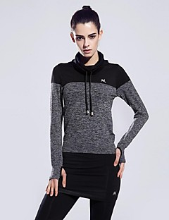 tops(Others) -Mulheres-Respirável / wicking / Suavidade
