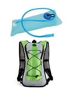 FJQXZ® Saco da bicicleta 5LLmochila / Ciclismo Mochila / Mochila & Bolsa de Hidratação Á Prova-de-Água Saco de bicicleta TeryleneBolsa de
