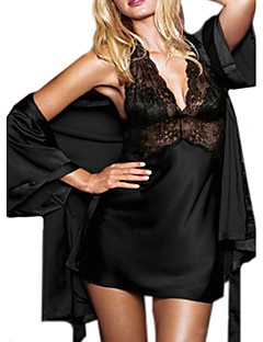 Women's Appeal Nightgown(Robe+Dress)