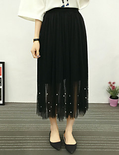 מידי-שקוף-סגנון-חצאית(חוטי זהורית)