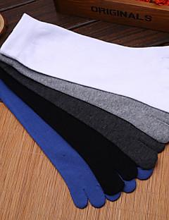 Herrn Socken Yoga Antirutsch / Schweißableitend Frühling / Herbst / Winter Grau-Sport-Freie Größe