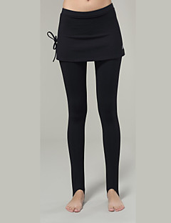 Yokaland Elegant Slim Fit Stirrup Legging Skirt
