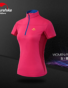 Outdoor Women's Tops Camping & Hiking / Running Breathable / Quick Dry / Antistatic / Wicking