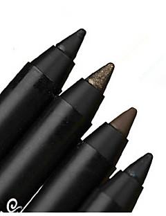 Eyeliners Blyertspenna Torr Långvarig / Naturlig Svart Blekna / Röd / Guld / Ivory / naken Ögon 1 1 Others