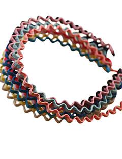 Women's Headband Type 00015 Random Color Random Pattern