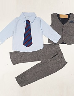 Christmas / Children's Day Kid Costumes Shirt / horse / Pants Suit-3 Pieces