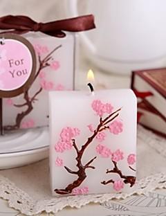Asiatisches  Thema / Klassisches Thema / Märchen Thema / Babyparty Candle Favors-1 Stück / Set Kerzen Nicht-individualisiert Weiß