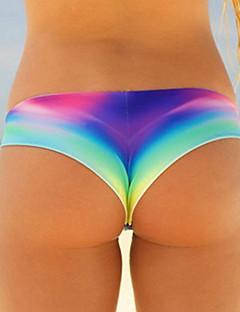 Damen BBikinihose - Sport Polyester Halfter