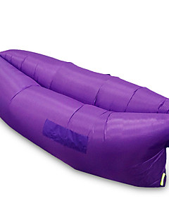 Inflated Mat Garment Single # Inflated 1000g 260cmX70cm Camping / Outdoor Ultra Light(UL) OEM