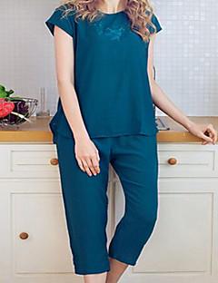 Women Cotton / Linen Pajama