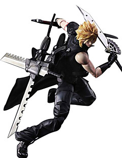 Final Fantasy Cloud Strife 25CM Anime Action Figures Model Toys Doll Toy