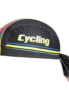 Esportivo Moto/Ciclismo Chapéus / Bandanas Mulheres / HomensRespirável / Isolado / Resistente Raios Ultravioleta / Permeável á Humidade /