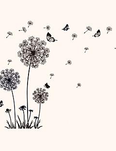 Tiere / Botanisch / Stillleben / Mode / Blumen / Retro / Freizeit Wand-Sticker Flugzeug-Wand StickerDekorative Wand Sticker / Kühlschrank