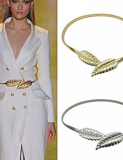 Γυναικεία Κοσμήματα Σώματος Αλυσίδα για την Κοιλιά Body Αλυσίδα / κοιλιά Αλυσίδα Sexy Ευρωπαϊκό κοστούμι κοστουμιών Κράμα Κοσμήματα Για