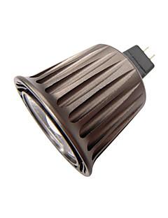 5 G53 Spot LED MR16 1 LED Haute Puissance 340 lm Blanc Chaud / Blanc Froid Décorative DC 12 V 1 pièce