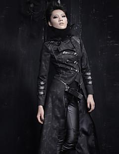 punk rave y-364 vrouwen vintage / casual medium lange mouw regelmatige jackets