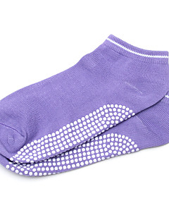 Professional Anti Slip Short Tube Antibacterial Sports Yoga Socks