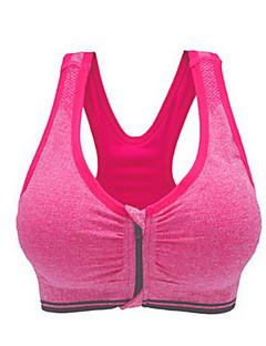 ספורטיבי®יוגה צמרות נושם / רך מתיחה בגדי ספורט יוגה / פילאטיס / ריצה לנשים