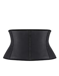 Ženy Korzet pod prsa / Větší velikosti Noční prádlo Žakár-Bavlna / Polyester / Spandex / Modal Modrá / Hnědá / Černá Dámské