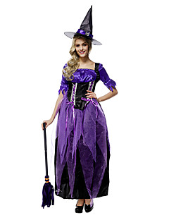 Performance Outfits Women's Performance Cascading Ruffle / Pick-Ups 2 Pieces Grape Performance Long Sleeve NaturalHat /