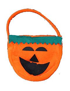 Halloween Props / Masquerade Pumpkin Festival/Holiday Halloween Costumes Orange Patchwork More Accessories Halloween Unisex