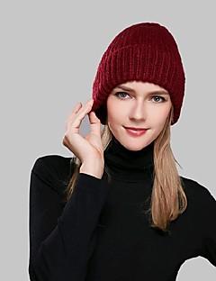 Damen Beanie - Freizeit Acryl Winter