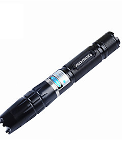 U`King ZQ-j17 True Blue / Laser Pointer Observing The Stars  Can Focus Set (5MW 450nm /Black)