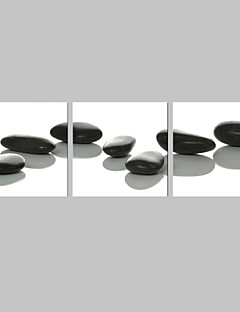 Stillleben Leinwand drucken Drei Paneele Fertig zum Aufhängen , Quadratisch