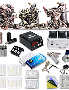 Newest Tattoo kit with 3 Tattoo Machines