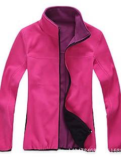 Trilha Jaquetas Softshell Mulheres Impermeável / Mantenha Quente / Secagem Rápida / Resistente Raios Ultravioleta / Macio / Confortável