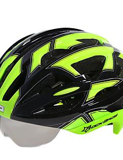 Hora / Cesta / Sporty-Pánské-Cyklistika / Horská cyklistika / Silniční cyklistika / Rekreační cyklistika-Helma(Bílá / Červená / Růžová /