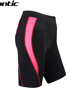 SANTIC® Cycling Padded Shorts Women's Bike Breathable / Quick Dry / Wearable Shorts / Padded Shorts/Chamois / BottomsSpandex / Nylon /