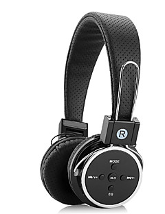 JKR 203B Bluetooth Headphones Wireless Bluetooth Stereo Headset with FM radio TF MP3 Player with Mic for mobile phone